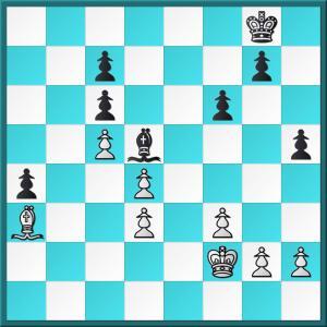 White played 34 g3 ?! here.
