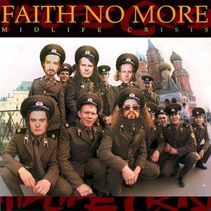 The Azerbaijan army...oh no wait, that's Faith No More!
