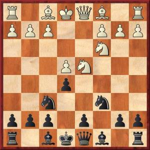 If this diagram isn't an object of beauty, then I don't know what is. The last major theoretical discovery in chess.