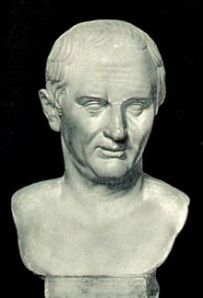 Cicero, another great man who was put to death.