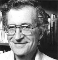 Noam Chomzky: a man who defies categorization. He is probably the most interesting person alive to listen to today.