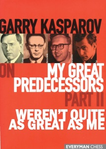 There are many who are fond of Kasparov's series. Do they know he didn't write much of it, employing a team up upwardly mobile  GMs to do the research for him.