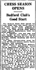 (Fig. 5) The Bedfordshire Times and Standard, Sept 28th 1951