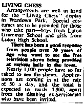 (Fig. 3) The Luton News, April 23rd 1953