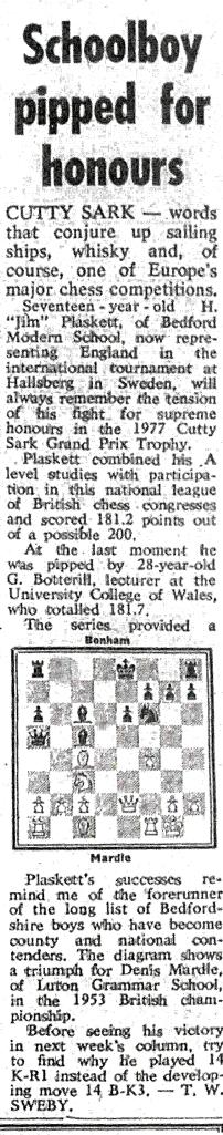 Fig 18, The Luton News Jan 5th 1978