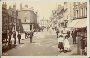 Luton, probably 1906